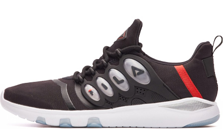 FILA FPF Training FX Bubble Black