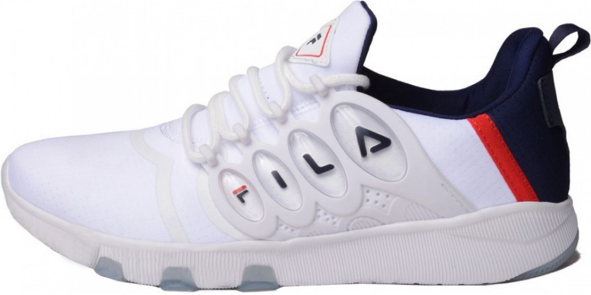 FILA FPF Training FX Bubble White