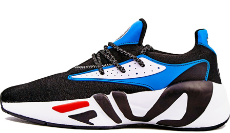 Fila Mind Breaker Blue/Black