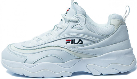 Fila Ray All White
