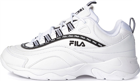 Fila Ray White New