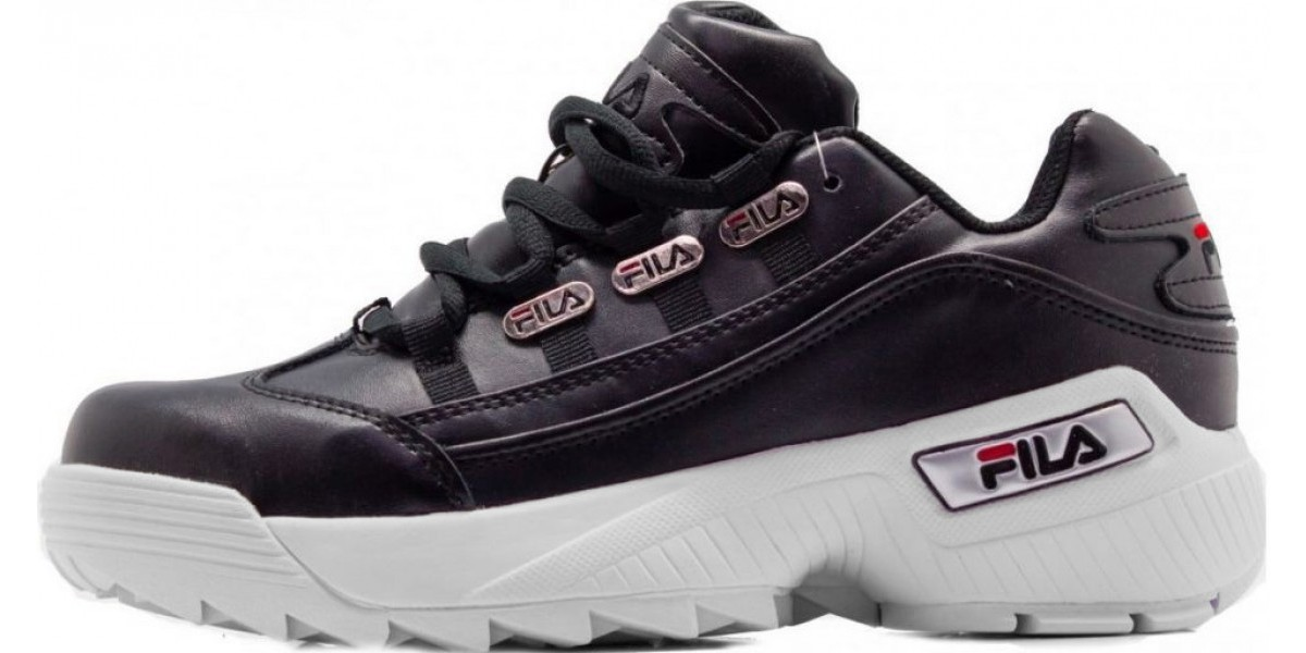 Fila Disruptor 2 Black(new)