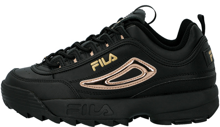 Fila Disruptor 2 Metallic Accent Black