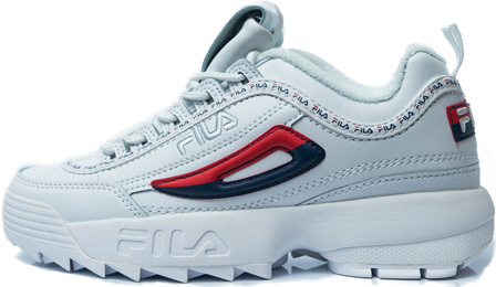 Fila Disruptor 2 Premium Repeat Navy White Red