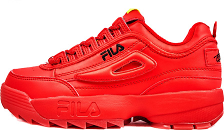 Fila Disruptor 2 Red(new)