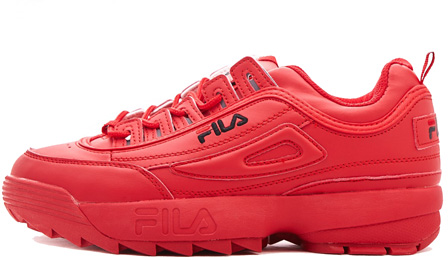 Fila Disruptor 2 Red