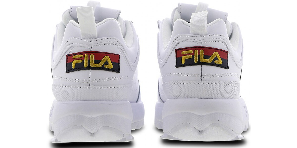 Fila Disruptor 2 Red Navy Gold