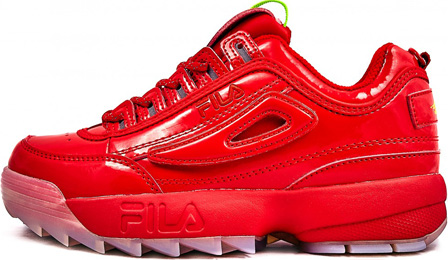 Fila Disruptor 2 Red/White