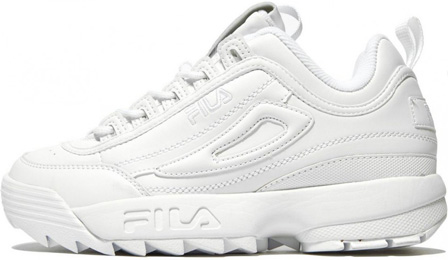 Fila Disruptor 2 Triple White