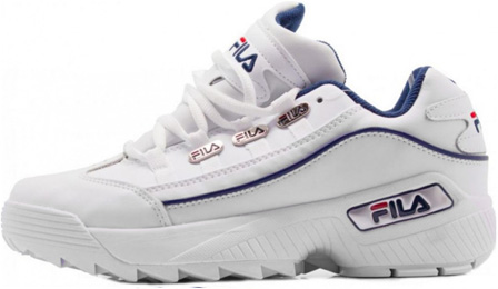 Fila Disruptor 2 White Blue