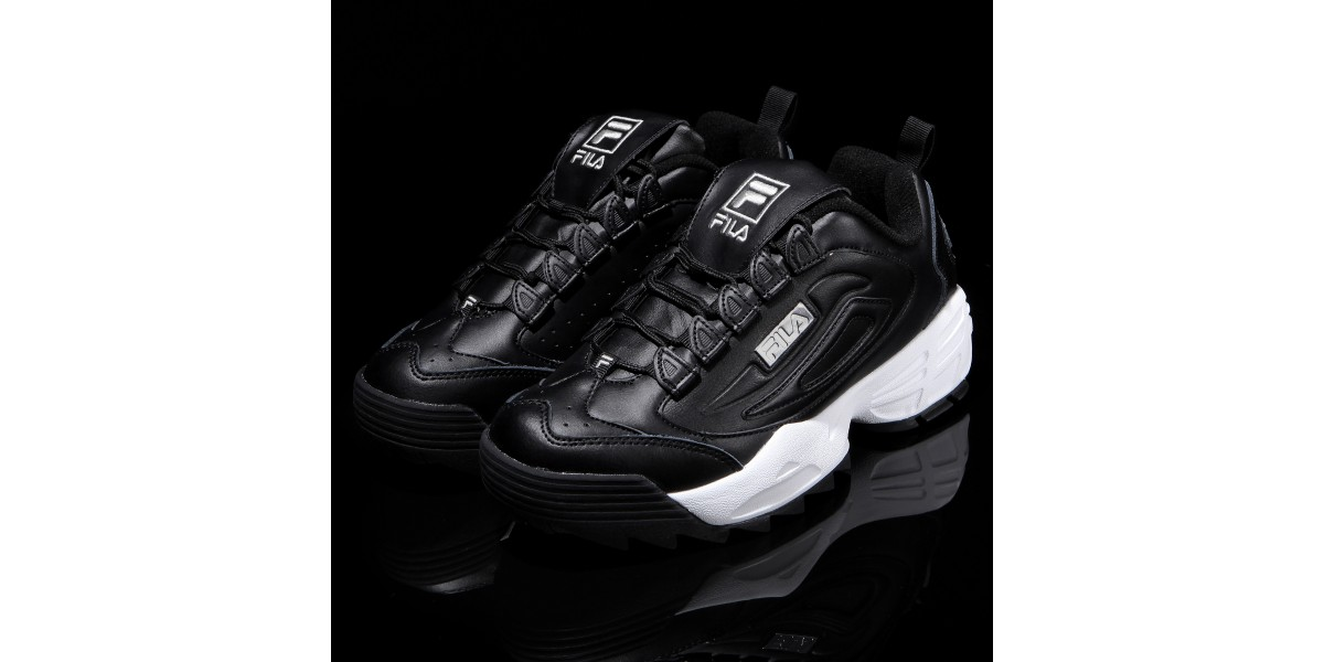 Fila Disruptor 3 Black